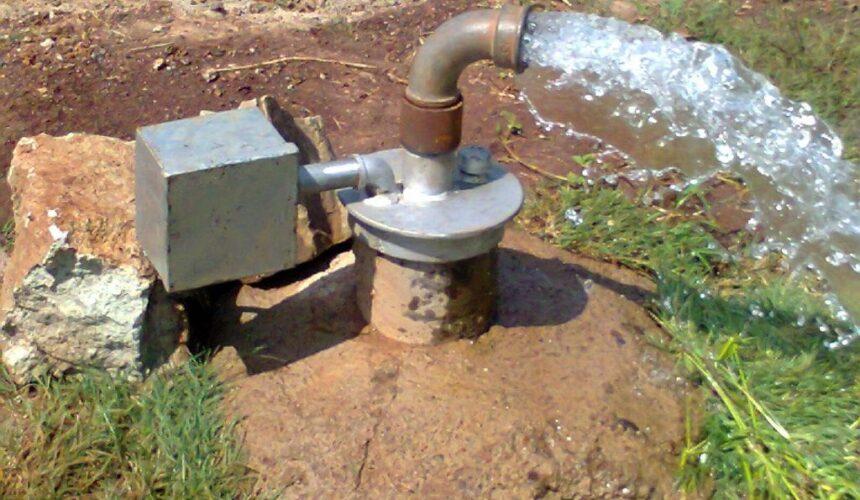Water Borehole, Nadoba Village, Northern Togo