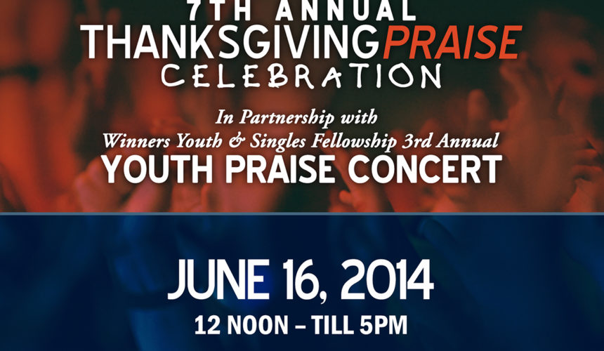 March Praise Report, 2014