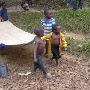 N'dalu Village Water Borehole, Congo
