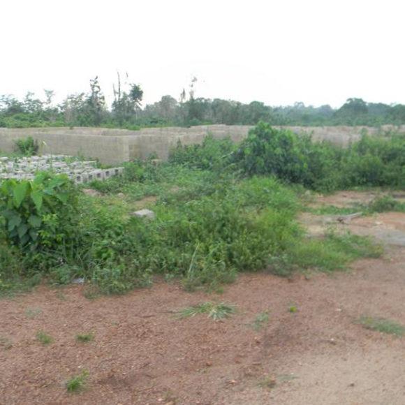 Owo University Water Borehole, Owo, Nigeria