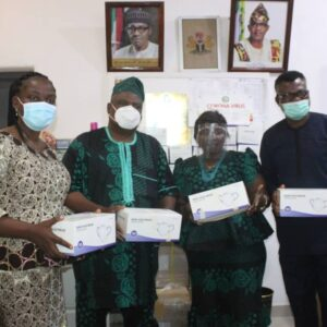 PPE For The Health Workers In Africa: Phase II