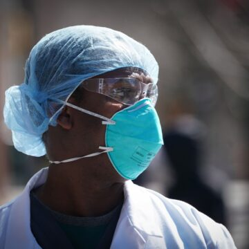 N95 PPE for Frontline Medical Workers in Africa (Cameroon, Malawi, Nigeria & Rwanda)