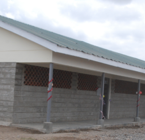 Breath of Life School Building, Zombe Village  Kenya
