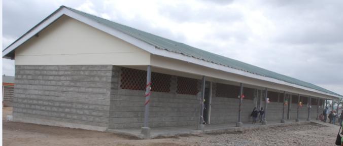 Breath of Life School Building, Zombe Village  Kenya