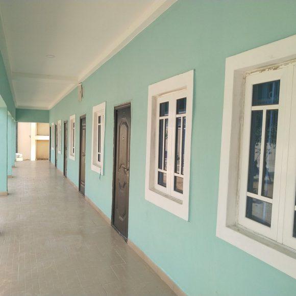 Health Clinic, Yaoundé, Cameroun