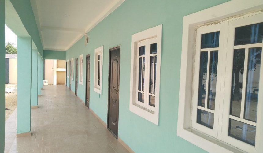 Hope for Chad Health Clinic, N'Djamena, Chad