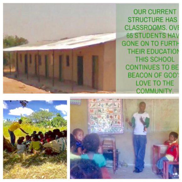 Aguibri Village School, Yamoussoukro, Cote D'Ivoire