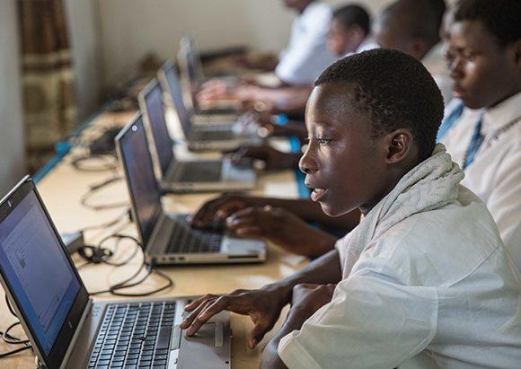 Educational Technology Support Bunga, Kampala, Uganda
