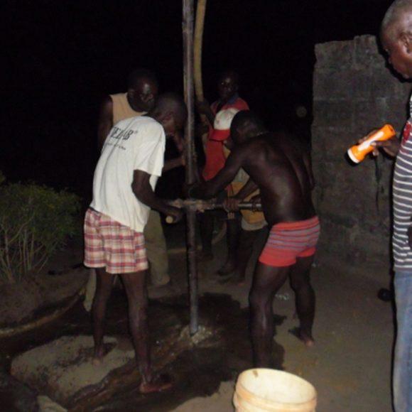 Abere Village Water Borehole,  Edo State, Nigeria
